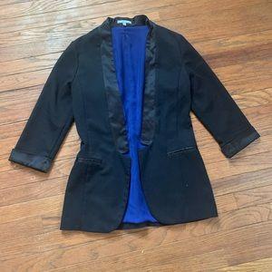 🖤 3/4 sleeve black blazer from forever 21